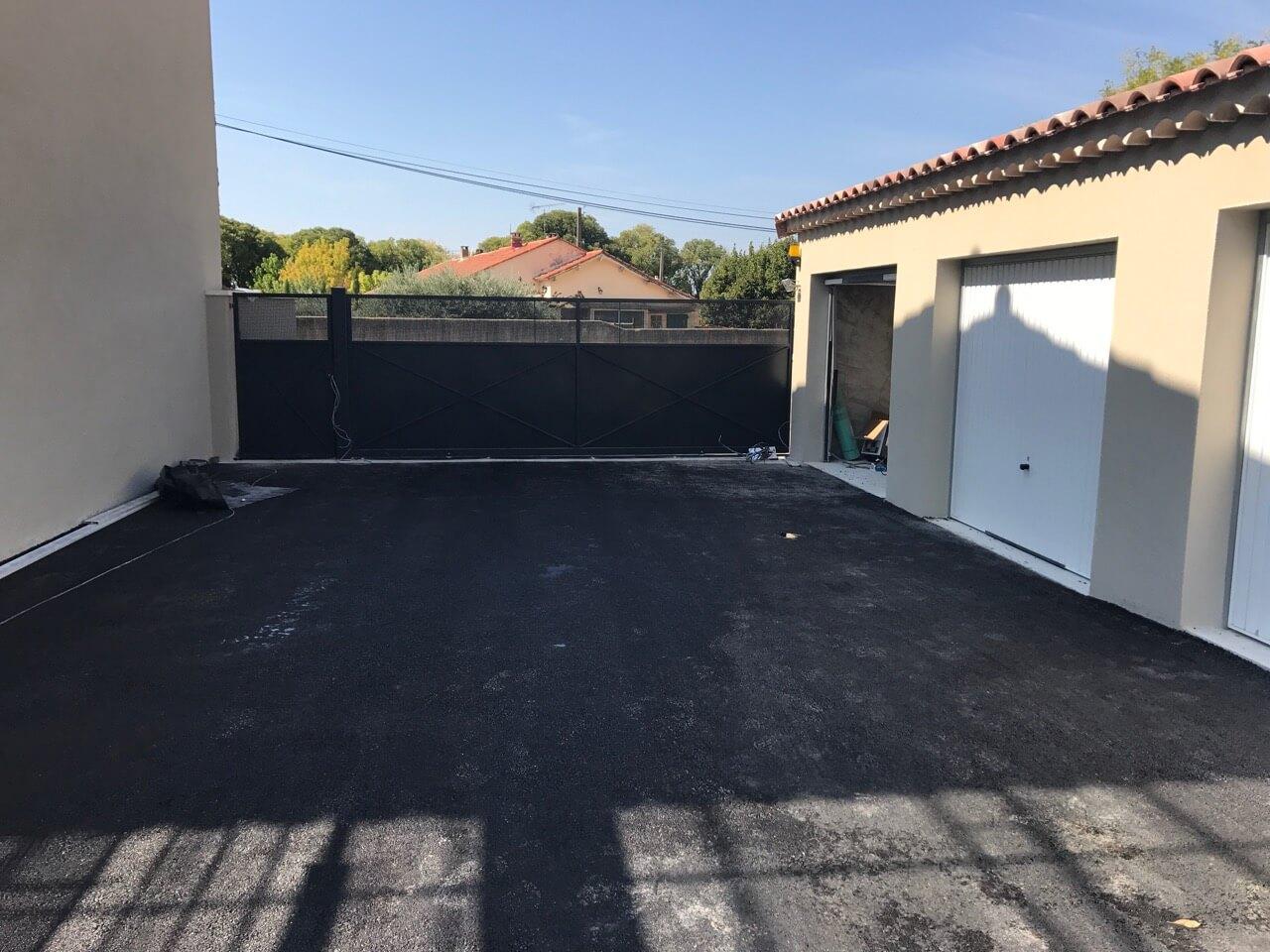 residence barattes garages