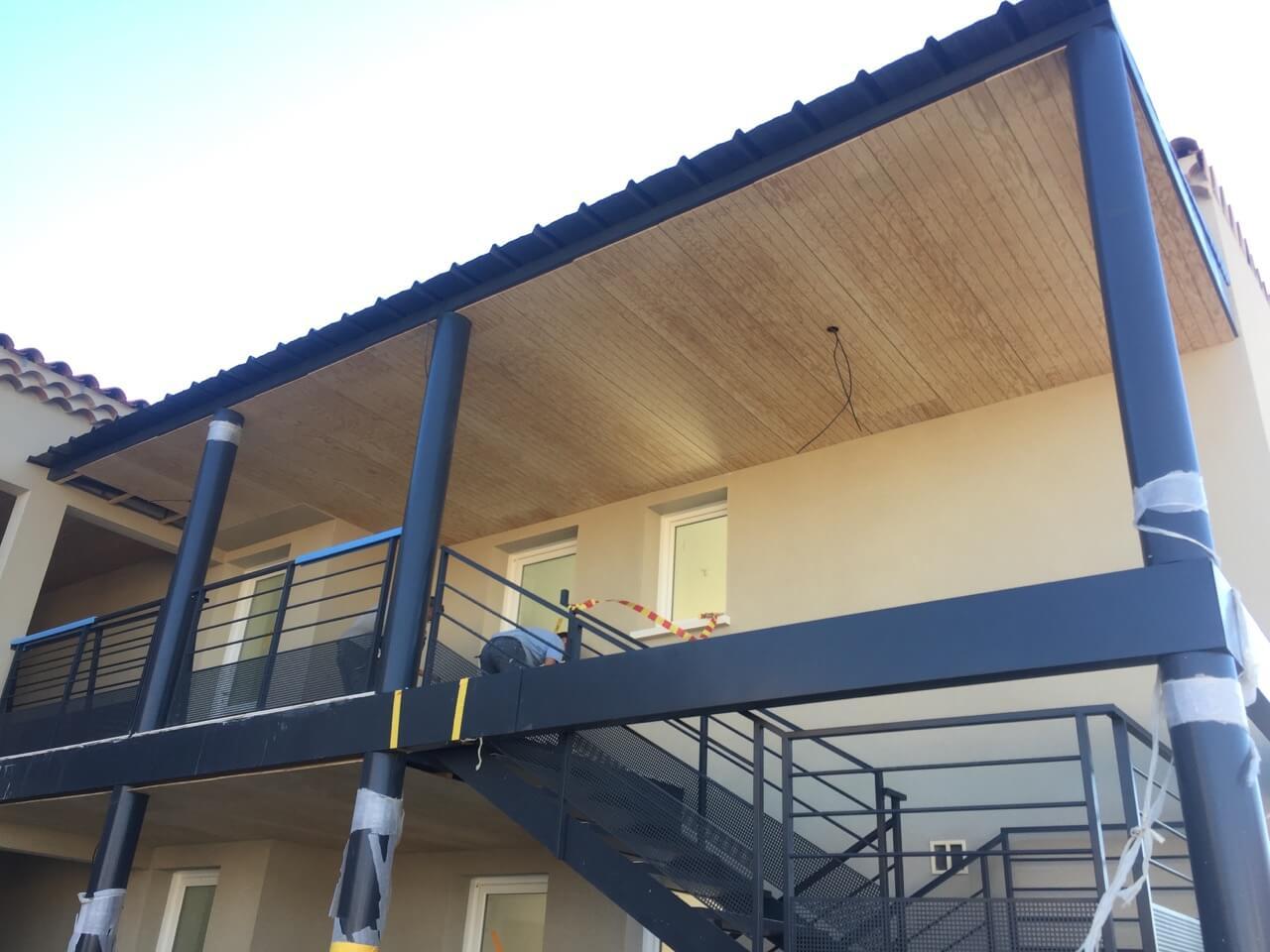 residence barattes étage