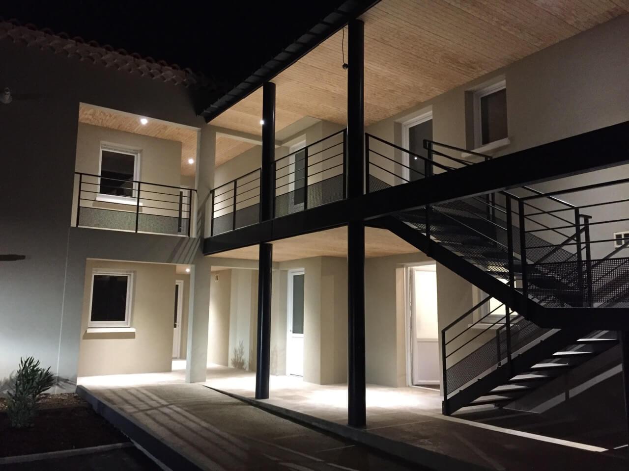 residence barattes nuit